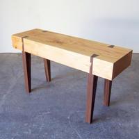 ベンチ Plank ウォールナット