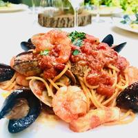 海の幸の贅沢ペスカトーレ