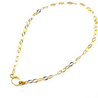 minamo chain necklaces k18