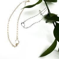 minamo chain necklace-silver925-