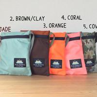 BUCK PRODUCTS Classic Musettes Bag Black バックプロダクツ クラシック ミュゼットバッグ サッコシュ アウトドア ショルダーバッグ