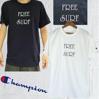 Champion チャンピオン Free Surf Tシャツ