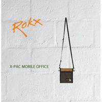 ROKX X-PAC MOBILE OFFICE サコッシュ モバイルケース