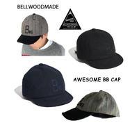 BELLWOODMADE ベルウッドメイド  AWESOME BB CAP