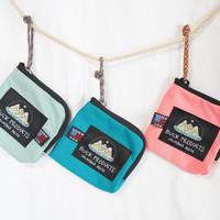 BUCK PRODUCTS Zip wallet  バックプロダクツ ハンドメイド ジップウォレット 財布 名刺入れ 小銭入れ カード入れ モンタナ ボーズマン アウトドア