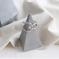 last1 [silver925] roop tie ring