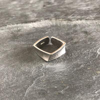 [silver925] square ring