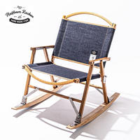 Kermit Chair Oak set (DENIM JACKET)