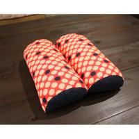 Semi Roall Pillow / かまぼこ枕 / 圓餅型枕