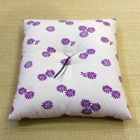 Small floor cushion (chrysanthemum) / 小座墊 (菊)