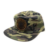 SPITFIRE / OG SWIRL PATCH STRAPBACK HAT
