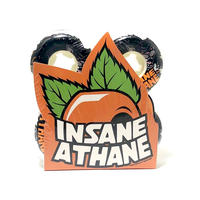 OJ WHEEL /   CAT- INSANE-A-THANE