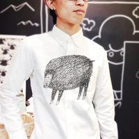 Y 0447 羊