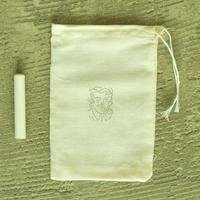 オリジナル巾着付き(coffee) ラクト10mm 認印