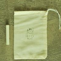 オリジナル巾着付き(Heart) ラクト10mm