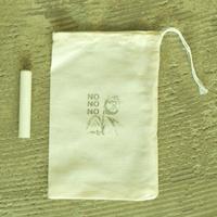 オリジナル巾着付き(NONONO) ラクト10mm 認印