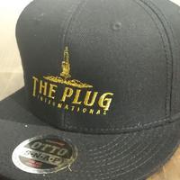 キャップ 「The Plug International Snap Back」