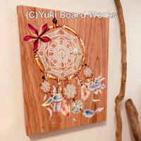Hawaiian Chalk Art Canvas Paint -Dream Catcher