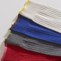 atelier naruse cotton rib socks