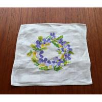 Jobs handprinted small cloth