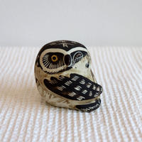 Gustavsberg winking  owl  figurine