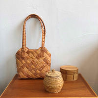 swedish birch shoulder bag