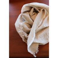 miho umezawa cotton wool milling stole