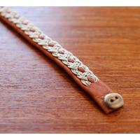 Saami Bracelet Norrsken(ノルフェーン⁾  brown