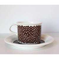 Arabia Faenza coffee c/s brown  B