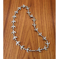 Vintage silver collier Necklace
