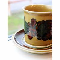 Arabia Otso mug cup and saucer