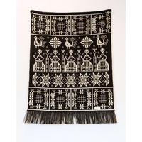 Finnish Weaving hanging reversible tapestry