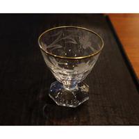 Kosta Boda shot glass