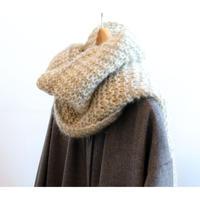 Eldbla scarf