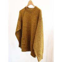 Hau knit tops  'shetland'