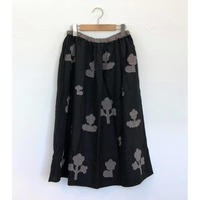 pot and tea dancingflower skirt