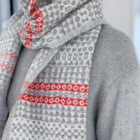 LAPUAN KANKURIT Aino scarf【2020AWnew】 ラプアンカンクリ アイノ スカーフ