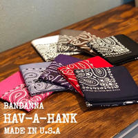 "HAV-A-HANK ""BANDANNA"" MADE IN U.S.A"