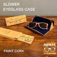 "SLOWER ""EYEGLASS CASE"" PAINT CORK"