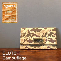"SLOWER BAG ""CLUTCH"" Camo"