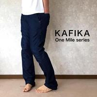 "KAFIKA ""ONE MILE TROUSERS"" Indigo"