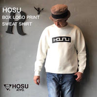 "HOSU. ATPD ""BOX LOGO SWEAT SHIRT"""
