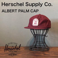 "Herschel ""ALBERT PALM CAP"" Wine"