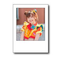 【eN】宮坂杏  特別衣装  宛名・サイン・メッセージ入りチェキ