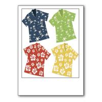 JAPANARIZM  沖縄アロハシャツ集合チェキ