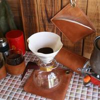 コーヒーフィルターケース