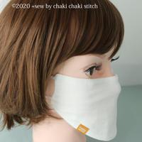 無料型紙-ぺらっとマスク 幼児サイズA4