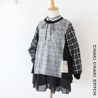 布帛袖プル140-A4