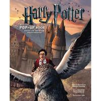 【USA直輸入】ハリーポッター 飛び出す絵本 ポップアップブック 本 絵本 洋書 ハリー