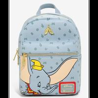【USA直輸入】DISNEY ダンボ アルファベット ミニ バックパック リュック ディズニー ラウンジフライ  Loungefly Dumbo   バッグ ディズニー サーカス